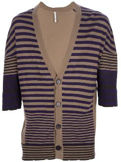 Aimo Richly - striped cardigan