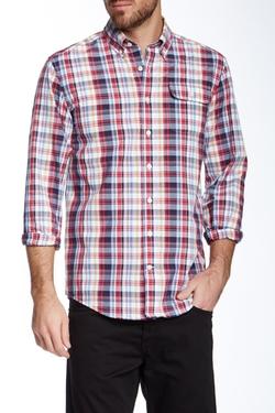 Gant By Michael Bastian - Buddy Check Poplin Shirt