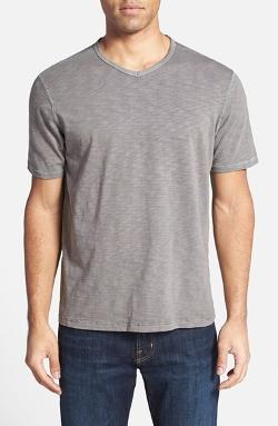 True Grit - Short Sleeve V-Neck T-Shirt