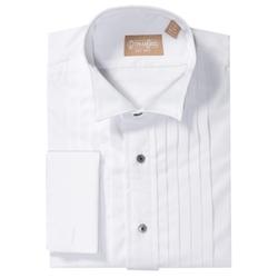Gitman Brothers - Five-Pleat Tuxedo Shirt