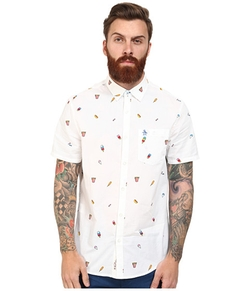 Original Penguin - Woven Short Sleeve Heritage Shirt
