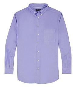 Roundtree & Yorke  - Solid Oxford Sportshirt