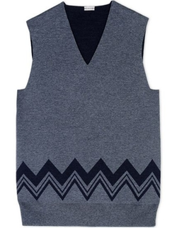 Caruso - Sleeveless Jumper Vest