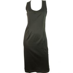Dolce & Gabbana - Bodycon Tank Knee Length Dress