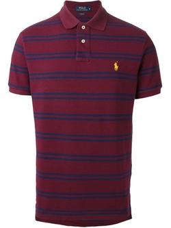 Polo Ralph Lauren - Custom Fit Striped Polo Shirt
