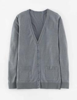 Boden - Easy Merino Silk Cardigan