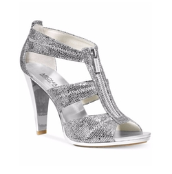 Michael Kors - Berkley T-Strap Evening Sandals
