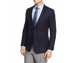 Boss Hugo Boss  - Roan Textured Modern-Fit Blazer