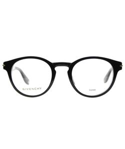 Givenchy  - Round Plastic Eyeglasses