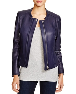Joie  - Tamila Leather Moto Jacket