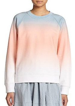 Marc By Marc Jacobs - Ombré Sweatshirt