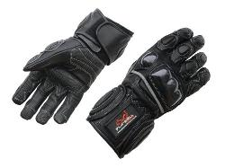 Playwell Bikers / Buffalo  - St20 Leather Motorcycle Gloves Special Edition
