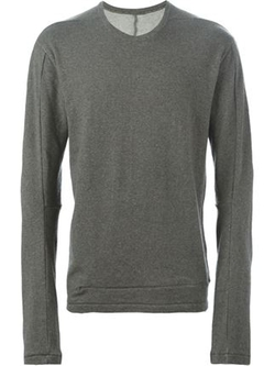 Taichi Murakami  - Cashmere Long Sleeve T-Shirt