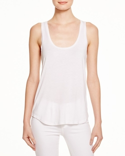 Paige Denim - Jessa Scoop Neck Tank