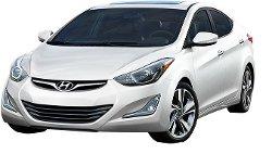Hyundai - Elantra Sedan