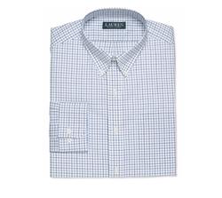 Lauren Ralph Lauren - Multi-Color Checked Dress Shirt