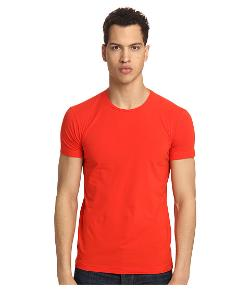 Armani Jeans  - S/S Stretch Round Neck Tee