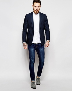 Asos - Slim Suit Jacket