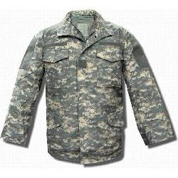 - ACU Field Coat with Liner
