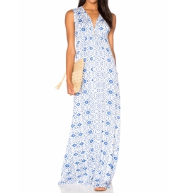Rachel Pally - Long Sleeveless Caftan Dress