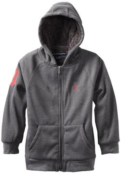 U.s. Polo Assn. - Sherpa Lined Fleece Hoooded Jacket