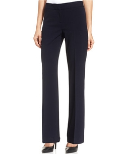 Nine West - Straight-Leg Dress Pants