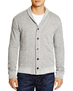 Velvet - Shawl Collar Cardigan