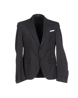 Daniele Alessandrini - Two-Button Stripe Blazer