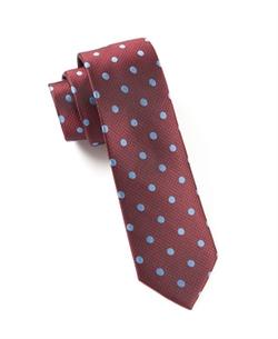The Tie Bar - Calypso Dots Tie