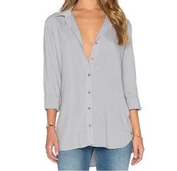 Bella Dahl - Button Side Tunic Top
