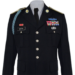 USA Military Medals - Army Service Uniform