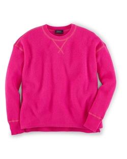 Ralph Lauren - Slouchy Cashmere Pullover
