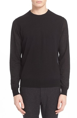 Lanvin - Colorblock Wool & Cotton Sweater