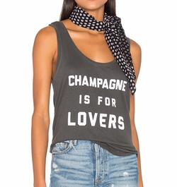 Amuse Society - Champagne Love Tank Top