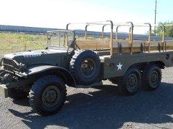 Dodge - 1943 WC 63 6x6