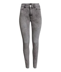 H&M - Slim-Fit Pants High Waist