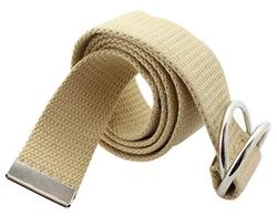 Bonamart - Knit Canvas Web Belt