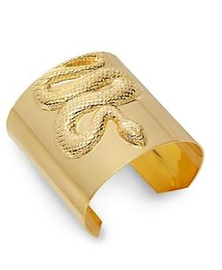 Louise Et Cie  - Signature Snakes Cuff Bracelet