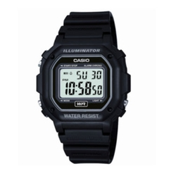 Casio - Resin Strap Square Digital Sport Watch