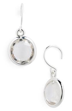 Anne Klein - Drop Earrings