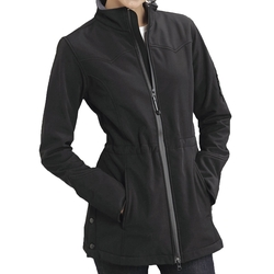 Roper - Rangewear Hi Tech Pewter Fleece Soft Shell Barn Jacket