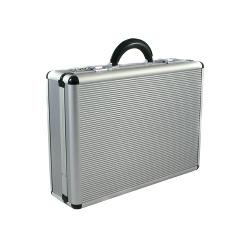 Copa  - European Style Aluminum Wide Attache Case