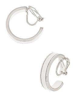 Ralph Lauren  - Clip On Hoop Earrings