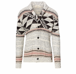Denim & Supply - Cotton-Blend Shawl Cardigan