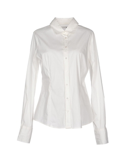 Amy Gee - Solid Color Long-Sleeve Shirt