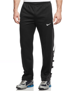 Nike - Elite Striped Fleece Performance Pants