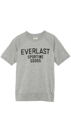 Reigning Champ  - Everlast N.Y. T-Shirt
