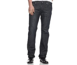 Alfani Black Jeans - Walker Straight-leg Jeans