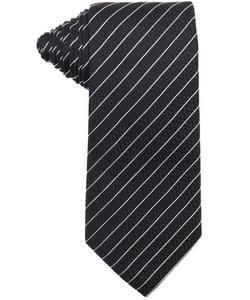 Armani  - Herringbone Silk Diagonal Stripe Tie