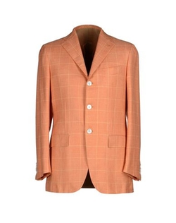 Kiton - Single Breasted Blazer